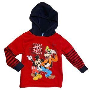Mickey and Goofy Hoodie
